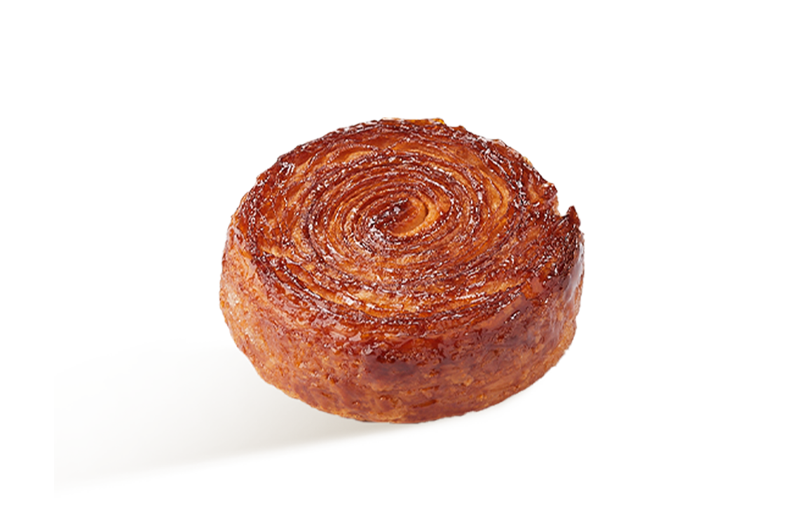 French Caramel Danish焦糖丹丹