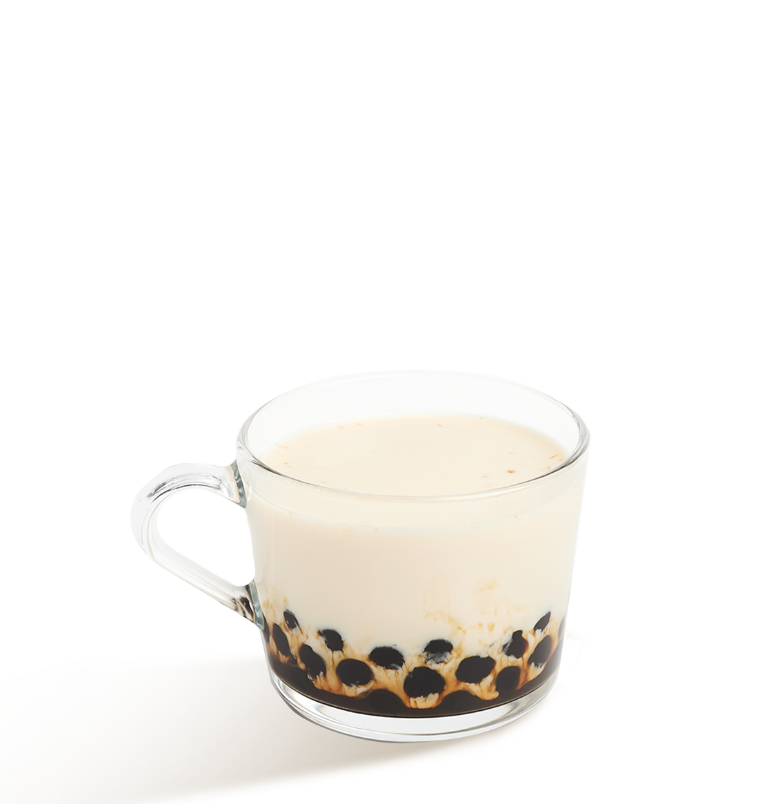 Mount Wu Pearl Milk Tea (Hot)珍丸清龙茶奶(热)