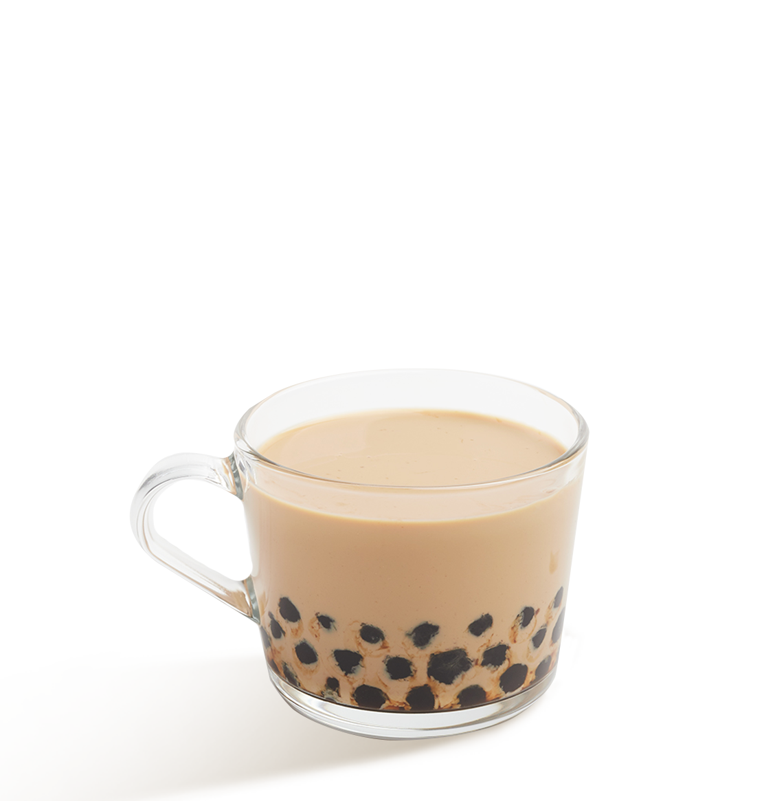 Red Phoenix Pearl Milk Tea (Hot)珍丸喜红茶奶(热)