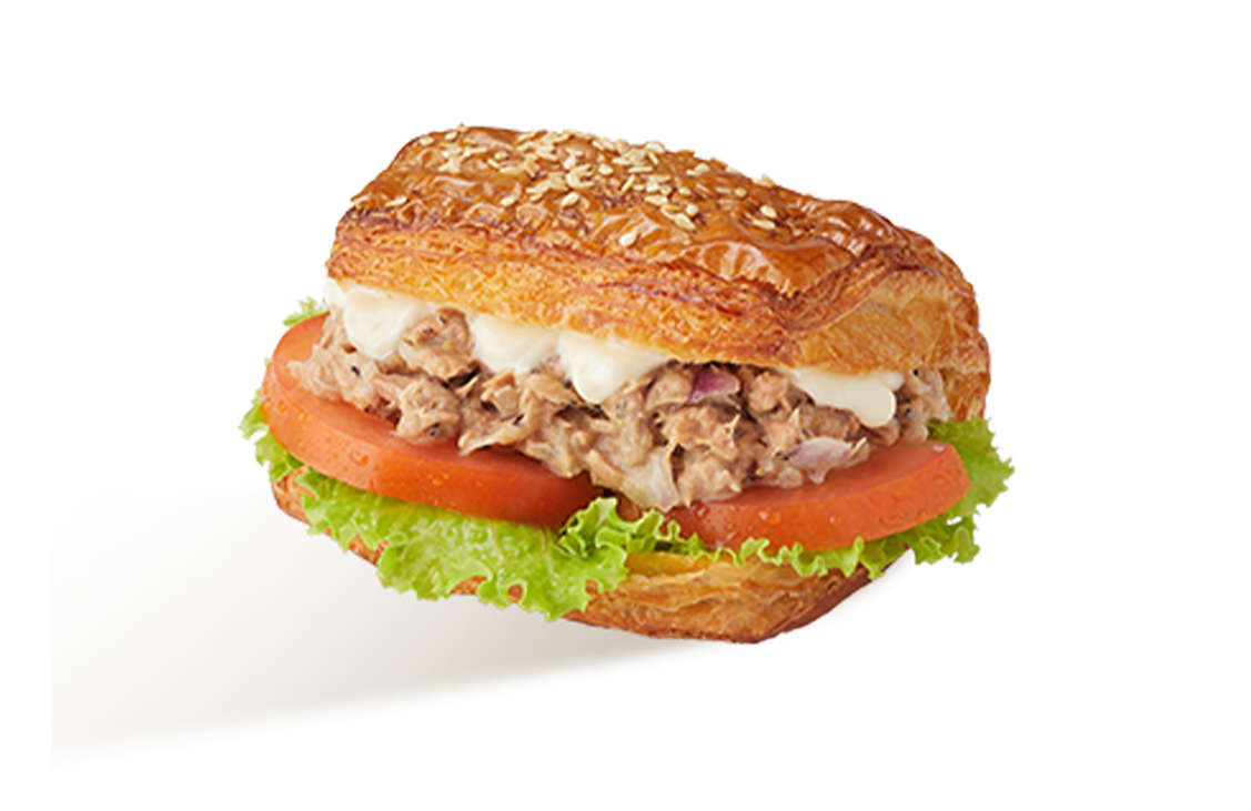 Tuna Sandwich Danish金枪三文丹